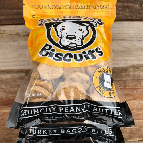 Big Daddy Dog Biscuits
