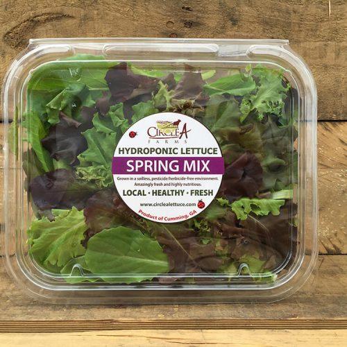 Spring Mix Lettuce