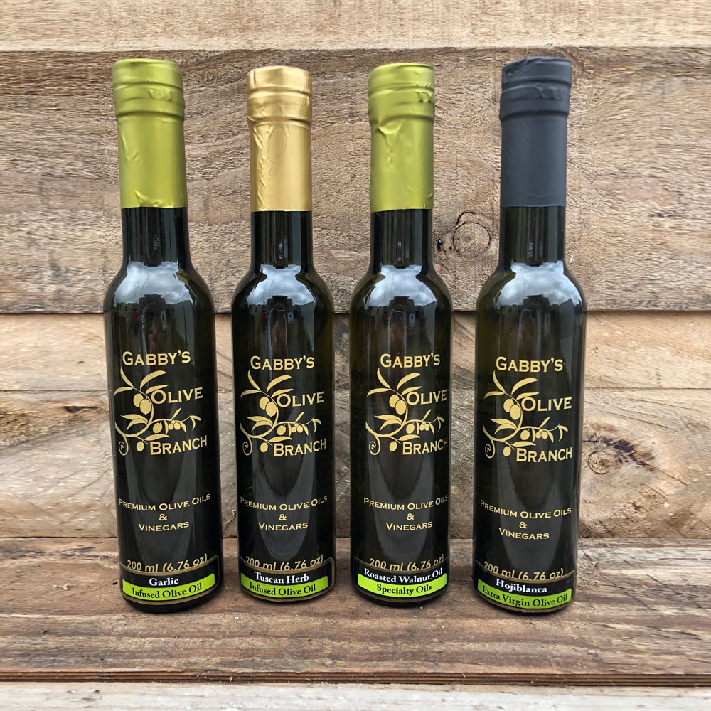 Premium Olive Oils & Vinegars