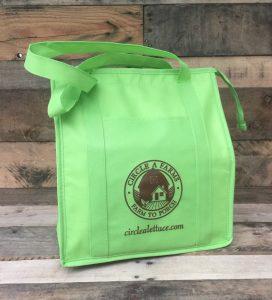 Insulated Porch Bag
