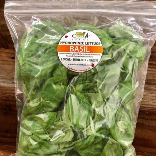 Basil, 8 oz Large Bag